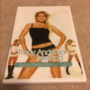•Tracy Anderson• Workout Vid